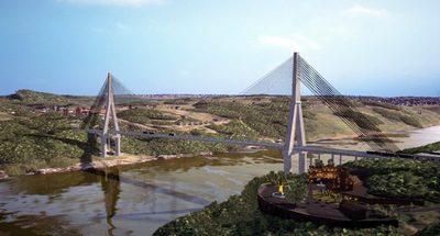 Se inician obras del Puente de la Integración
