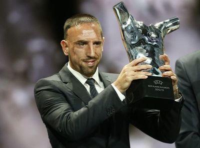 Ribéry jugará en Arabia o Catar