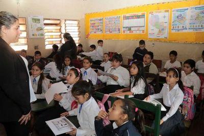 """Salvemos nuestra infancia"" se realizó en Ypané"