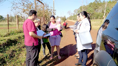 Salud Pública insiste en que población cumpla con programa de vacunación