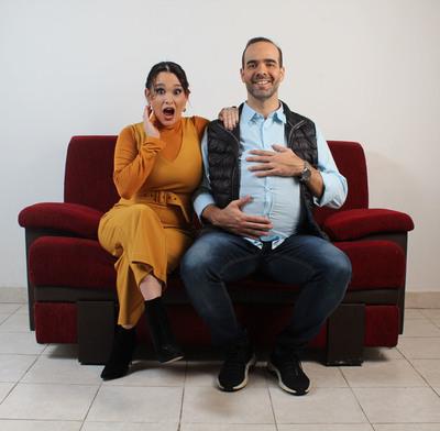 Suben a las tablas Lali González y Álvaro Mora con 'Pase lo que pase'