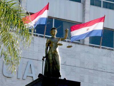 Magistrados designados por la Corte Suprema de Justicia