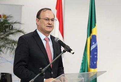 Caso acta bilateral: Renuncia director técnico de Itaipú