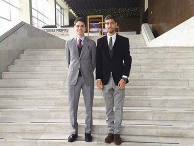 Jóvenes paraguayos se destacan en programa de la ONU