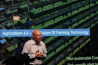 Fomentan producción de tomates con aplicación de tecnología 4.0