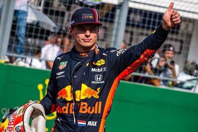 Verstappen logra al fin la primera pole de su carrera