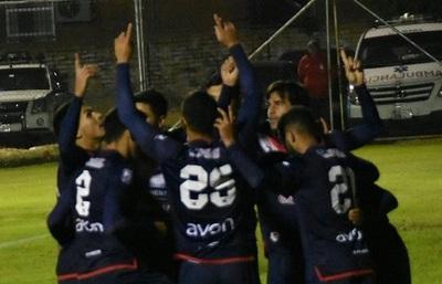 Nacional se impone ante River Plate
