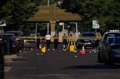 Mueren 10 personas en otro ataque en EEUU
