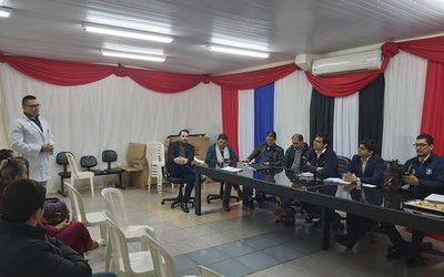 Buscan fortalecer servicio de salud pública en Santa Rita