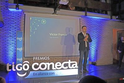 Lanzan 6° edición de los premios Tigo Conecta