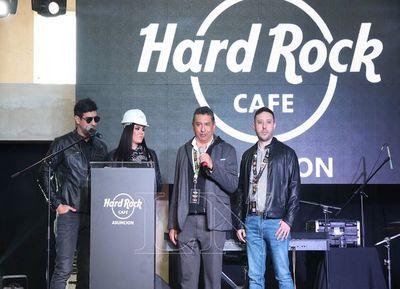 Hard Rock Café habilitará su imponente local en octubre