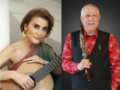 Berta Rojas y Paquito D'Rivera se unen para homenajear a Mangoré