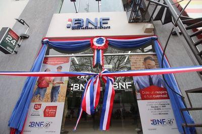 BNF informa que microempresarios y productores son los que más recurren a créditos