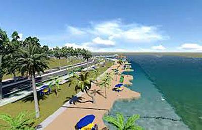 Presentan proyecto de costanera a la Junta Municipal y aguardan que sea aprobado