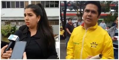 Imputaron a taxista que habría manoseado a la periodista Dalma Benítez