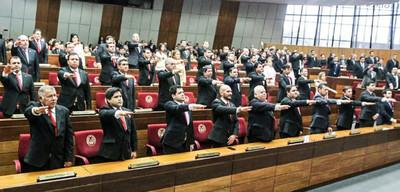42 votos colorados en contra de juicio político en Diputados