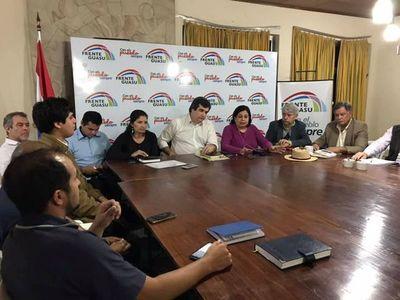 Frente Guasu ratifica apoyo a juicio político