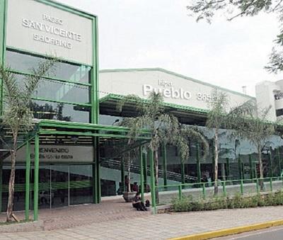 Asaltan supermercado Pueblo de San Vicente