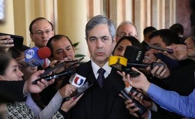 """HOY / Ferreira denuncia amenazas:  """"Mis hijas no fueron al colegio"""",  dice y le ofrecen guardia policial"""
