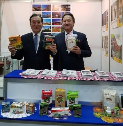 Productos orgánicos paraguayos fueron promocionados en feria de comercio de Corea