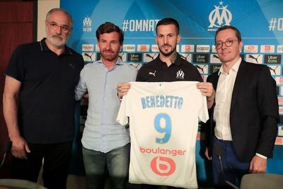 Darío Benedetto ficha por el Marsella
