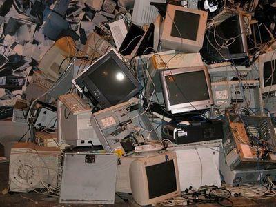 Basura electrónica, el mal de la era digital que daña nuestra salud