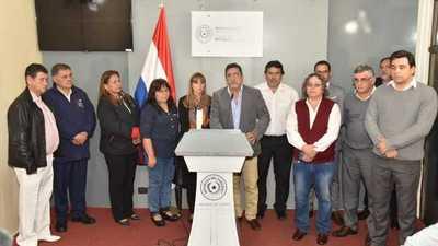 Centrales obreras presentaron solicitudes y propuestas en reunión con Ejecutivo