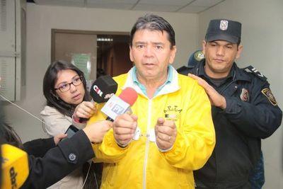 "Piden a Abdo Benítez la ""libertad"" de Arístides Morales, líder de taxistas"