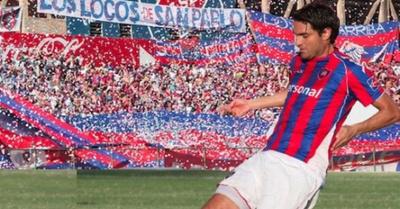 """""""Fue hermoso jugar en Cerro Porteño"""""""