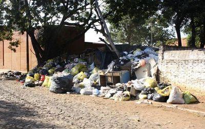 Preocupa recolección paralela de residuos en Gran Asunción