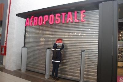 Un motel, una tienda de ropas y una de calzados clausurados por no emitir factura