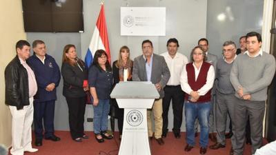 Centrales obreras presentaron solicitudes y propuestas al Ejecutivo