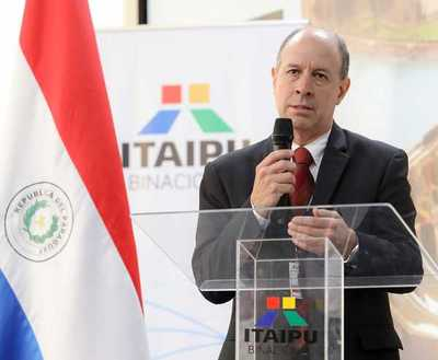 Ejecutivo designa a Luis Gilberto Valdez como director técnico de Itaipu