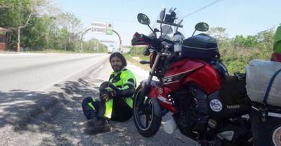 El motoca que romperá récords