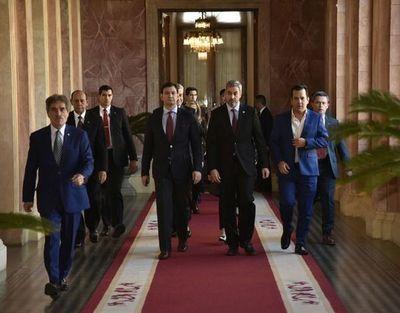 """Abdo sobre el juicio político: """"Que hagan rápido y que se acabe"""""""