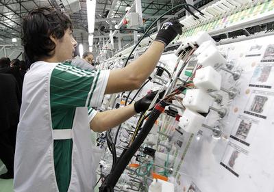 Exportación de maquila ascendió a US$ 427 millones desde enero a julio