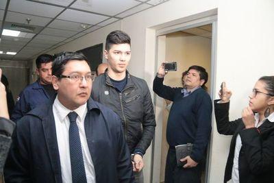 Otra vez se suspende audiencia preliminar de Bruno Marabel