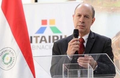 Ejecutivo designa a nuevo director técnico de Itaipú