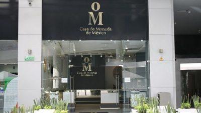Robo multimillonario de monedas de oro en la Casa de Moneda de México