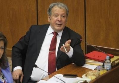 """HOY / Calé: """"Yo también reivindico el  juicio político (a Velázquez)   pero como última instancia"""""""