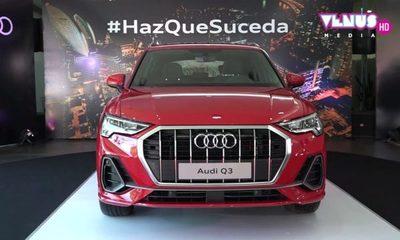 "Audi lanza el nuevo ""Audi Q3"""