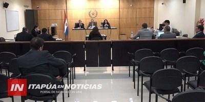 PROSIGUE JUICIO CONTRA CASAS Y SU DEFENSA SE MOSTRÓ OPTIMISTA