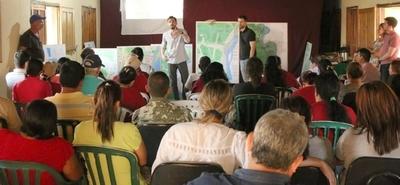 Socializan Plan de Ordenamiento Urbano y Territorial de Bahía Negra
