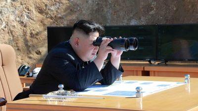 """Kim: Misiles norcoreanos son """"advertencia para los EEUU"""""""