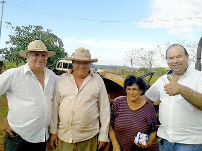 Colorados sostienen que conquistarán la Intendencia del distrito de San Cristóbal