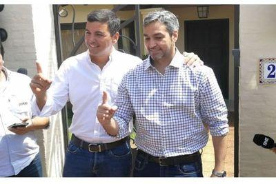 Gobierno sondeó a Santiago Peña para que vuelva a Hacienda