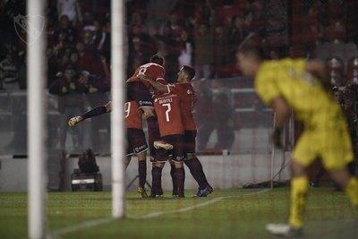 Sin Cecilio, el 'Rojo' triunfó ante Independiente del Valle