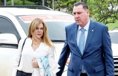 Zacarías Irún y Sandra McLeod, convocados para imposición de medidas