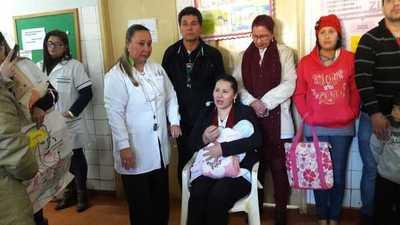 Disminuyó el porcentaje de lactancia materna