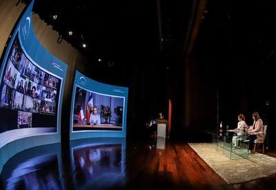 Alianza de las primeras damas de la región realizaron una cumbre virtual